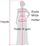 Dress Measuring Guide